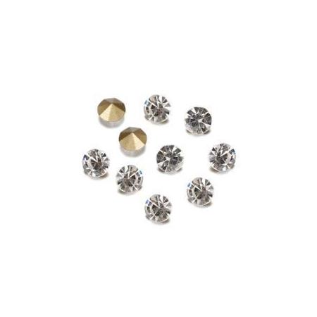 Pierres de strass 1,7mm crystal SB60