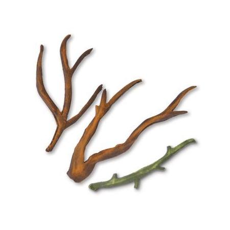 Thinlits Die Set Branches