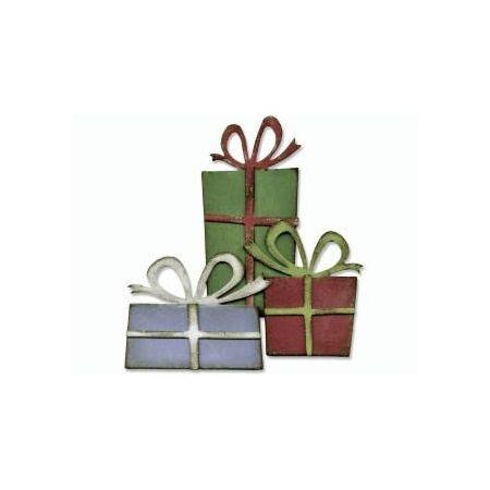 Bigz Die Cadeaux Retro