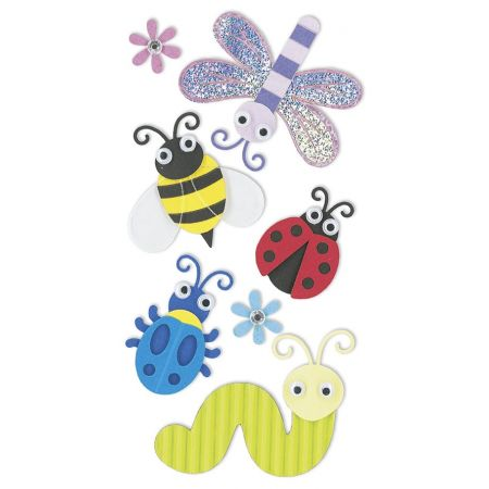 Sticker Insectes