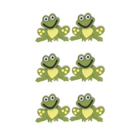 Sticker Grenouilles