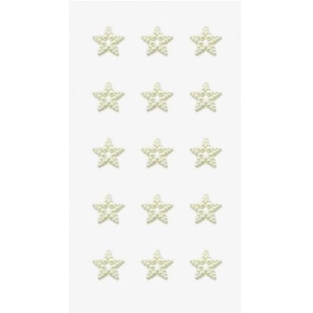 Sticker perle étoiles