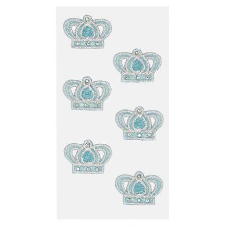 Sticker textile bébé fille 3