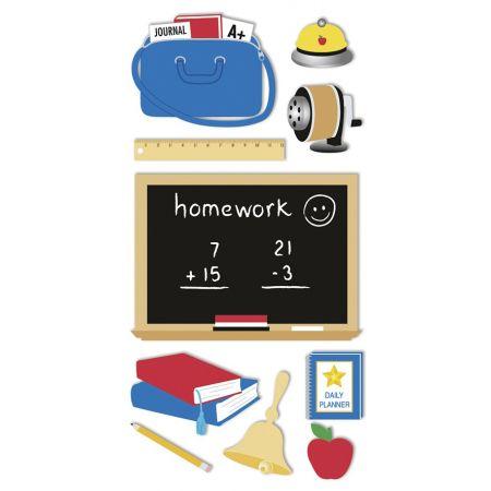 Sticker École