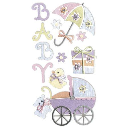 Sticker Bébé accessoires