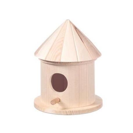 Abri pour oiseau 9,5x15cm