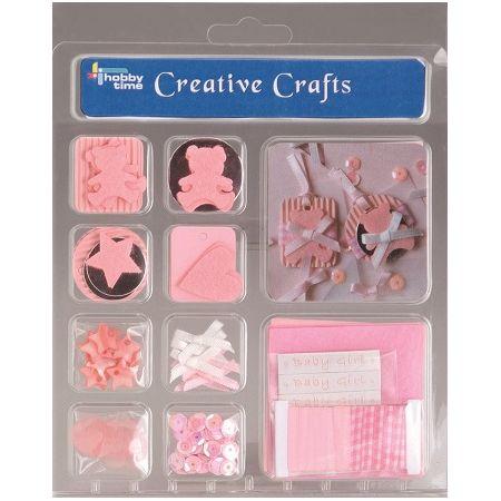 Kit créatif Bébé fille