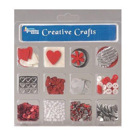 Kit créatif White Love