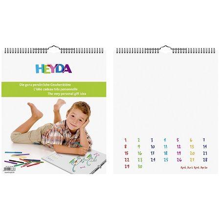 Calendrier créatif perpetuel 29x35 enfants