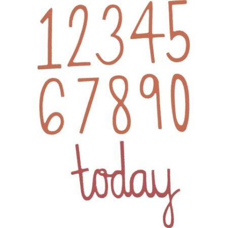 Thinlit sDie Birth.Numbers
