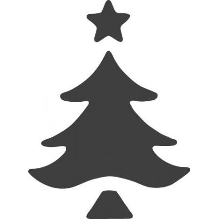 Perfo. levier petite, arbre Noël