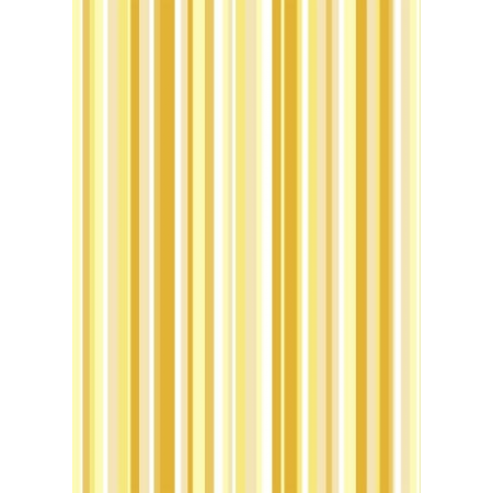 Carton Linus 50x70cm jaune