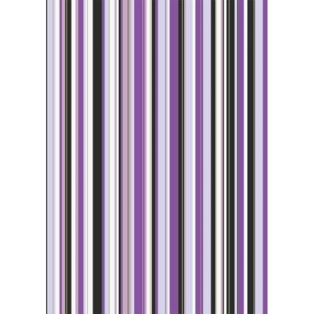 Carton Linus 50x70cm violet/lilas