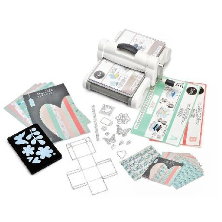Machine Big Shot Plus Sizzix avec le kit débutant