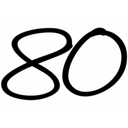 Tampon 80