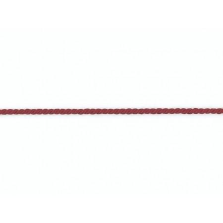 Cord.rayonne 2mm 50m carmin