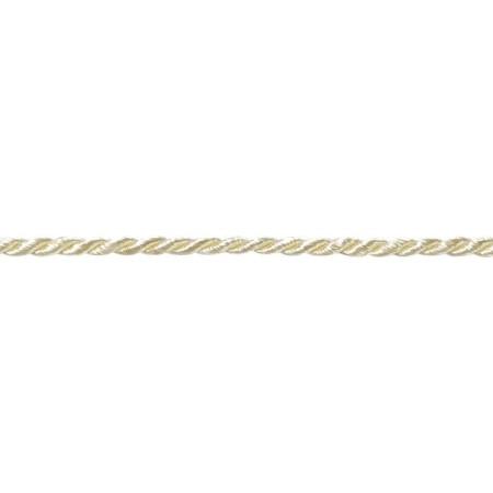 Cord.rayonne 2mm 50m crème