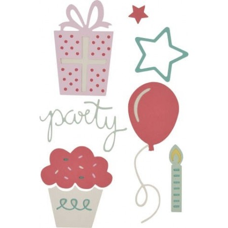 ThinlitsDie Party 9pces