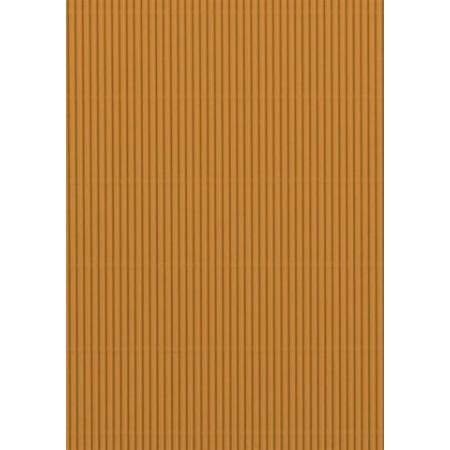 Carton ondulé 50x70 300g orange