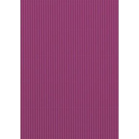 Carton ondulé 50x70 300g fuchsia