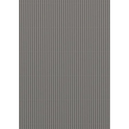 Carton ondulé 50x70 300g gris moyen