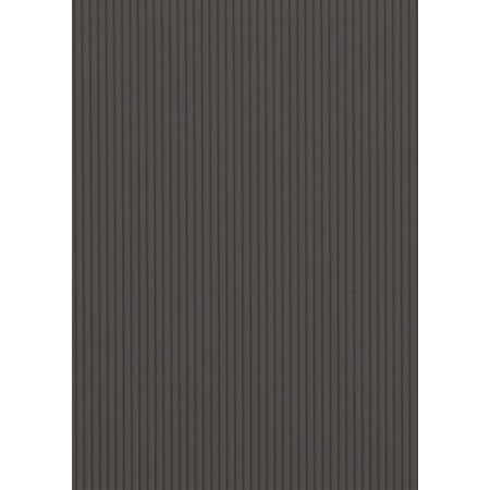 Carton ondulé 50x70 300g noir