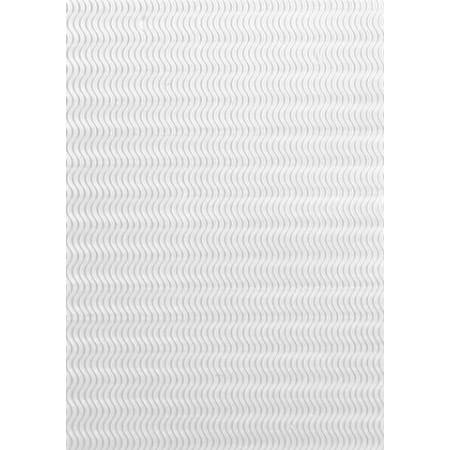 Carton ondulé 3D 50x70 300g blanc