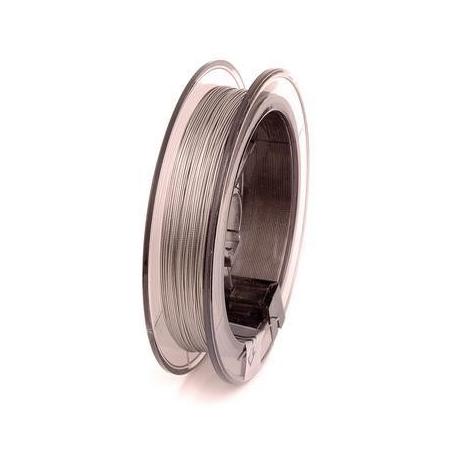 Fil Nylon coated 0,4mm/5m acier