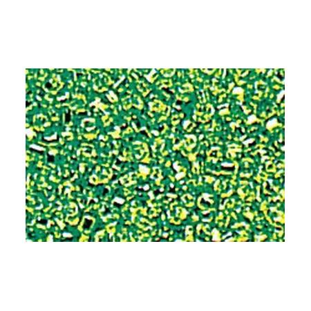 Rocailles hexagone vert pomme 15 grs