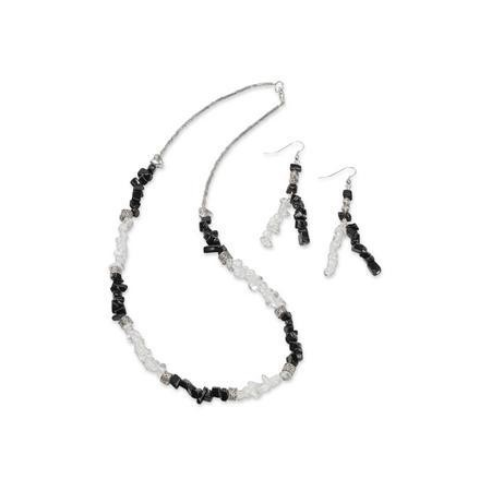 Kit de perles Trendline Black and White