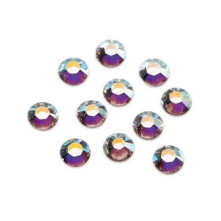 Pierres de strass Swarovski 4mm cristal AB