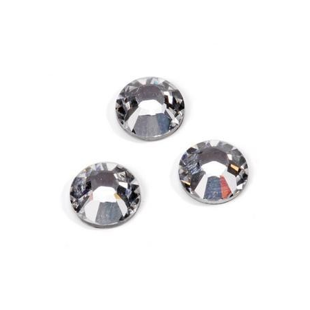 Pierres de strass Swarovski 7,2mm cristal