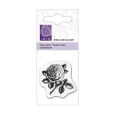 Clear tampon petit rose 1