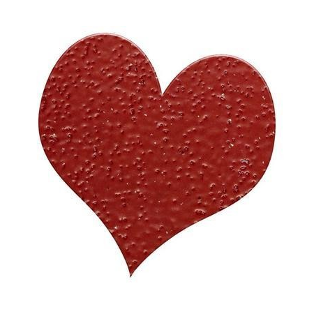 Poudre embossing10g rouge rubis