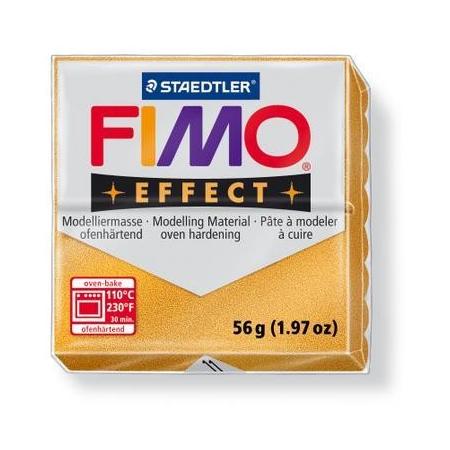 Fimo Effect métallique or