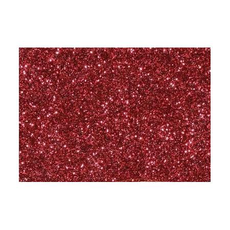 Glitter fin rouge 7g