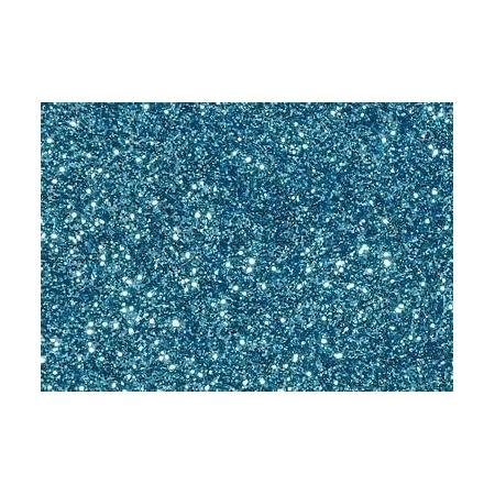 Glitter fin bleu d'eau 7g