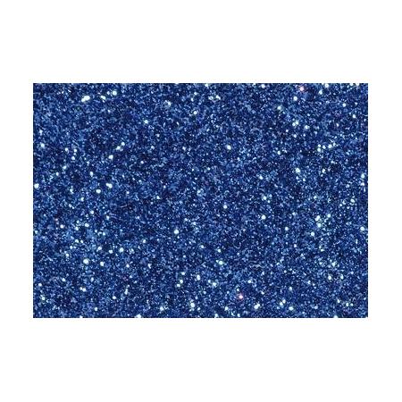 Glitter fin bleu moyen 7g