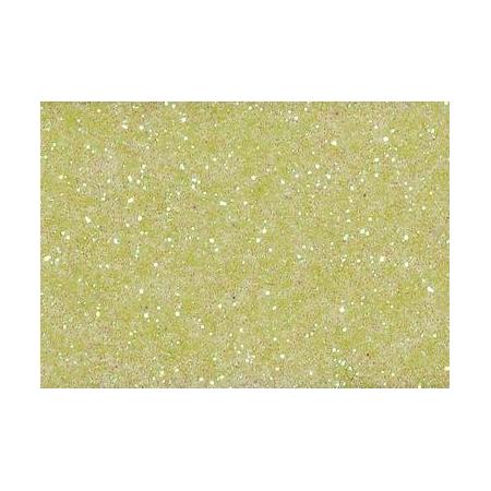 Glitter irisé vert tilleul 7g