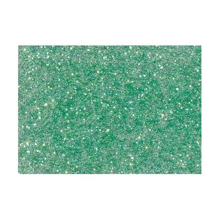 Glitter irisé vert foncé7g