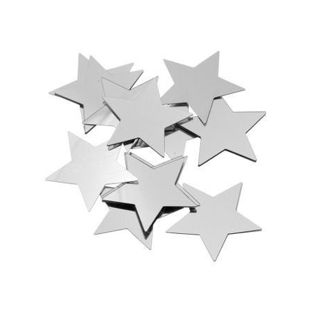 Paillettes étoile 30mm arg.20g