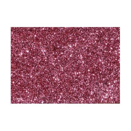 Glitter fin rosé 7g