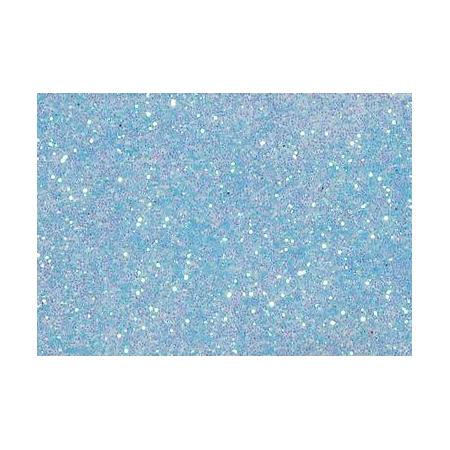 Glitter irisé bleu clair 7g
