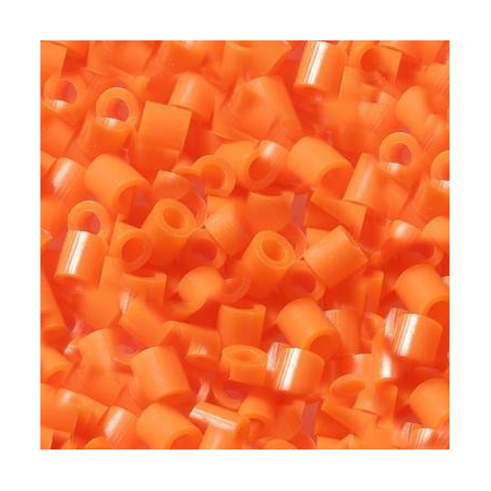 Perles à repasser 1000 pc.orange