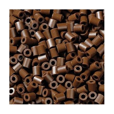 Perles à repasser 1000 pc.brun