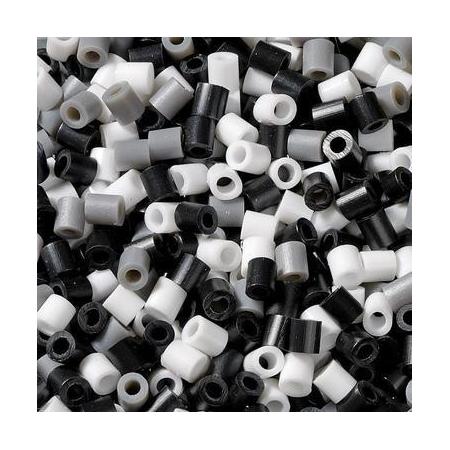 Perles à repasser 2000pc.noir mix