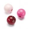Mix de perles en bois 15mm li/roSB14