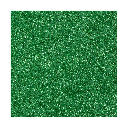 CreaSoft pailleté vert 20x30 2mm