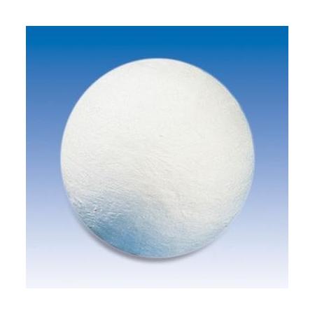 Boule en ouate blanc 35mm 10 pces
