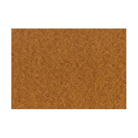 Feutrine épaisse 30x45mm marron